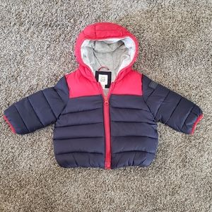 6-12 month GAP Winter Puffer Coat/Jacket LIKE NEW